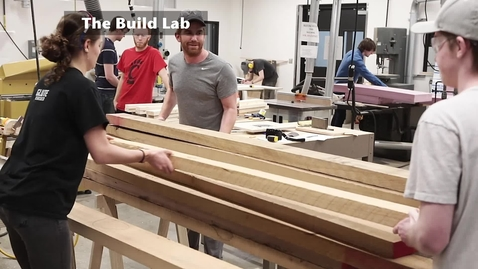 Thumbnail for entry Build Lab