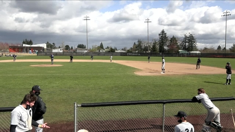 Thumbnail for entry 03-29-21 - Storm Men's Baseball  vs Clackamas