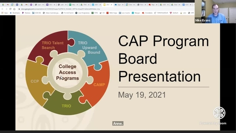 Thumbnail for entry 05-19-21 College Board of Education Workshop