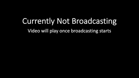 Thumbnail for entry *Chemeketa Public Events Live Stream