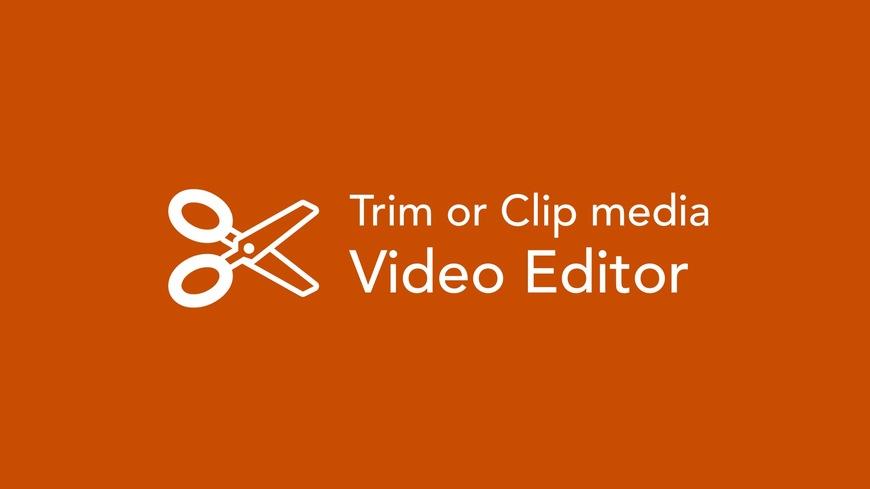 Kaltura Video Editor