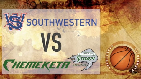 01-12-19 - Storm Men's Basketball