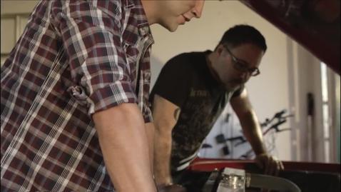 Chemeketa 2014 TV Commercial - Training Wheels