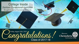 Thumbnail for entry 2018 Santiam Correctional Institution Graduation