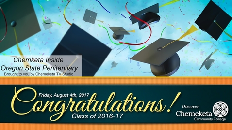 Thumbnail for entry 2017 OSP Graduation