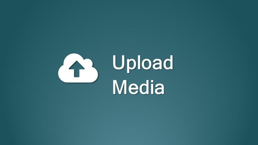Upload Media to Kaltura