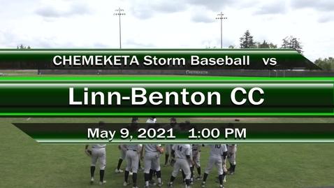 Thumbnail for entry 05-09-21 - Men's Baseball vs LBCC