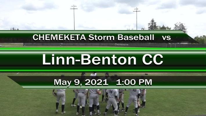 05-09-21 - Men's Baseball vs LBCC