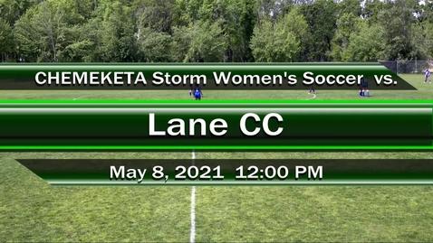 Thumbnail for entry 05-08-21 - Women's Soccer vs Lane CC