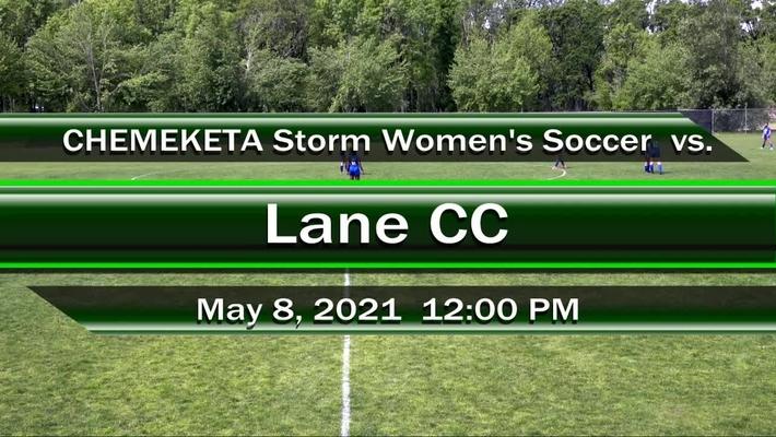 05-08-21 - Women's Soccer vs Lane CC