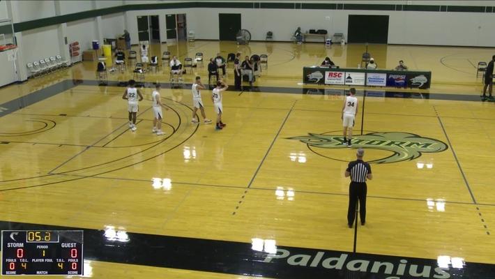 05-19-21 - Men's Basketball vs Mt Hood CC