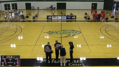 Thumbnail for entry 05-08-21 - Men's Basketball vs SWOCC