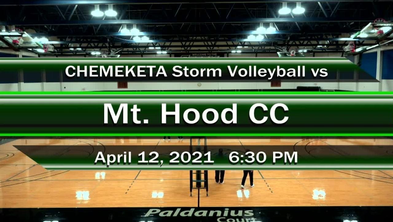 04-12-21 - Women's Volleyball