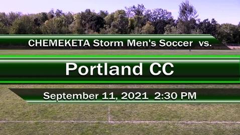 Thumbnail for entry 09-11-21 - Men's Storm Soccer Vs. Portland