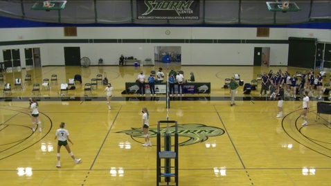 Thumbnail for entry 04-30-21 - Women's Volleyball vs LBCC