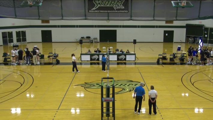 09-15-21 - Women's Volleyball Vs. Lane