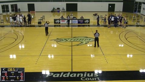 Thumbnail for entry 04-28-21 - Men's Basketball vs LBCC