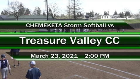 Thumbnail for entry 03-23-21 - Storm Women's Softball