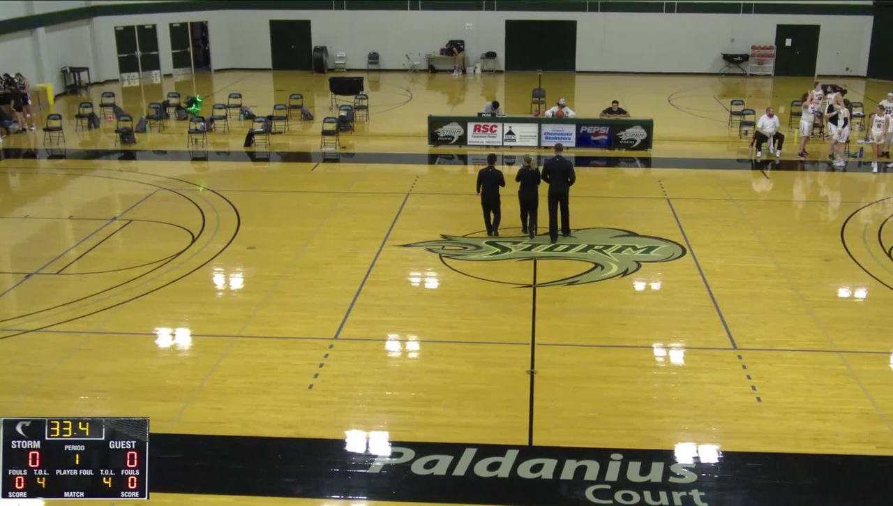 05-22-21 Women's Basketball vs Mt Hood CC