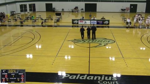 Thumbnail for entry 05-22-21 Women's Basketball vs Mt Hood CC