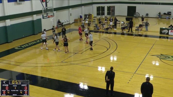 05-19-21 Women's Basketball vs Mt Hood CC