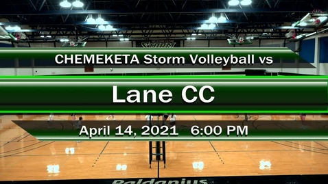 Thumbnail for entry 04.14.21 - Women's Volleyball