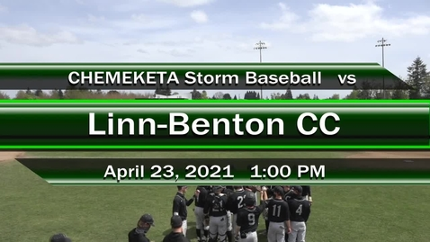 Thumbnail for entry 04-23-21 - Men's Baseball vs LBCC