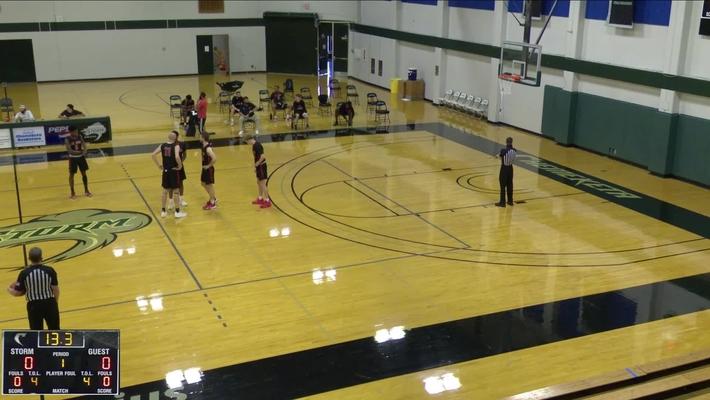 05-22-21 - Men's Basketball vs Mt Hood