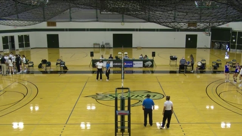 Thumbnail for entry 09-29-21 - Women's Storm Volleyball Vs. Clark