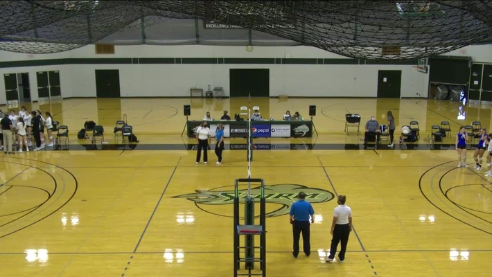 09-29-21 - Women's Storm Volleyball Vs. Clark