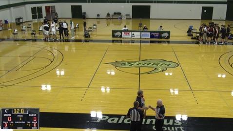 Thumbnail for entry 05-26-21 - Men's Basketball vs SWOCC