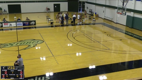 Thumbnail for entry 04-28-21 - Women's Basketball vs LBCC