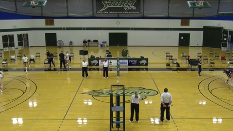 Thumbnail for entry 05-06-21 - Women's Volleyball vs SWOCC