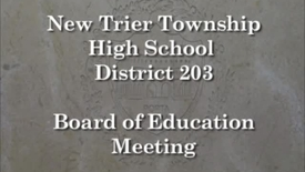 Thumbnail for entry NTHS Board of Ed Mtg 11-19-2018