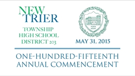 Thumbnail for entry New Trier Township High School Commencement 2015