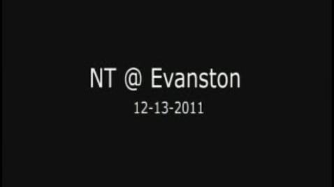 Thumbnail for entry NT @ Evanston-12/13/11: Vault
