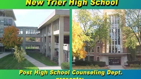 Thumbnail for entry Introduction to Post High School Planning at New Trier