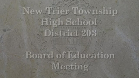 Thumbnail for entry NTHS Board of Ed Mtg 1-22-2018