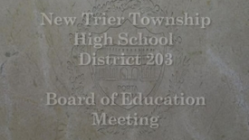 Thumbnail for entry NTHS Board of Ed Mtg 6-5-2017
