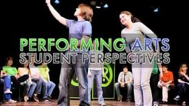 Thumbnail for entry Performing Arts Student Perspectives