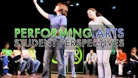 Performing Arts Student Perspectives