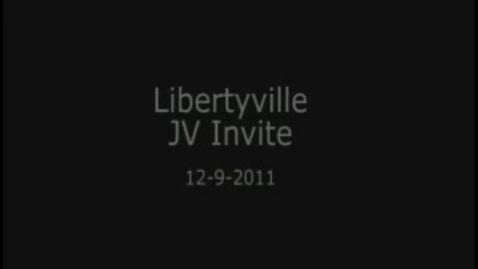 Thumbnail for entry Libertyville JV Invite-12/9/11: Vault