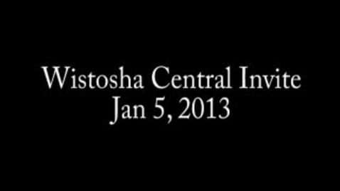 Thumbnail for entry Wistosha Central Invite-1/5/13: Beam
