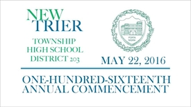 Thumbnail for entry New Trier Township High School Commencement 2016.