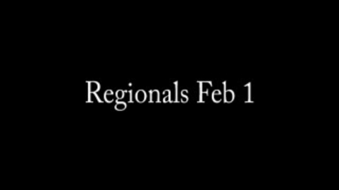 Thumbnail for entry Regionals-2/1/13: Beam