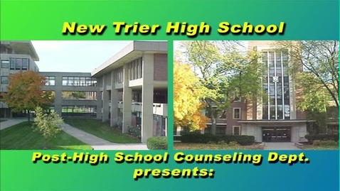 Thumbnail for entry A Trevian Guide to the College Search Process 6-9-16