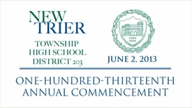 Thumbnail for entry New Trier Township High School Commencement 2013