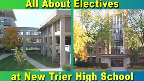 Thumbnail for entry All About Electives (2013)