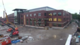 Thumbnail for entry June 2016 Facilities Camera Timelapse