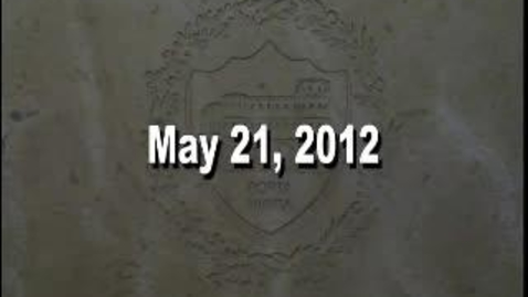 Thumbnail for entry NTHS Board of Ed Meeting 5-21-2012